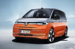 VW マルチバン 新型、歴代初のPHV設定…欧州発表