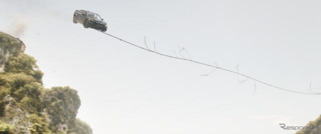 映画『ワイルド・スピード』最新作に起用されるダッジブランド車《photo by Dodge》