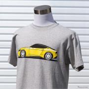 新型 フェアレディZ が待ちきれないアナタへ、プロトタイプのイラストデザインTシャツ発売