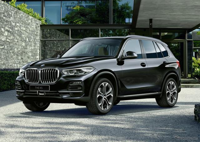 BMW X5 xDrive35d プレジャー3 エディション《写真提供 ビー・エム・ダブリュー》