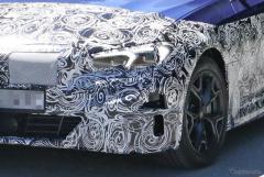 BMW 3シリーズ もEV化!ヘッドライトは専用デザイン、走りは「i4」を継承か