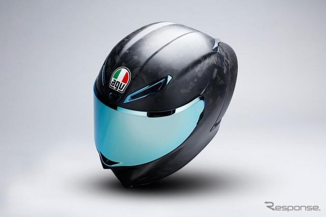 AGV PISTA GP RR FUTURO《写真提供 ユーロギアダイネーゼ&AGVジャパン事業部》
