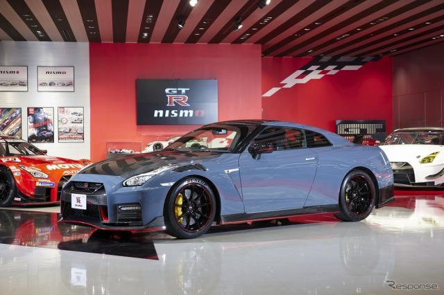 日産GT-Rニスモ 2022年モデル《写真提供 日産自動車》