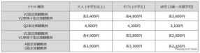 2021 MFJ全日本ロードレース選手権シリーズ第5戦 前売指定席観戦券料金表《写真提供 モビリティランド》