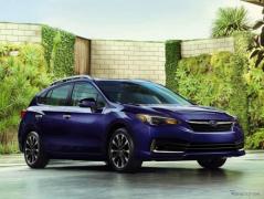 スバル インプレッサ に2022年型、AWD標準の唯一のコンパクトカーに…今夏米国発売へ