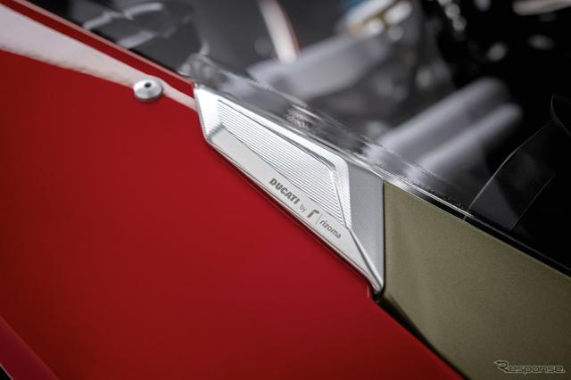 ドゥカティ・パニガーレ V4 Sの2021年モデル《photo by Ducati》