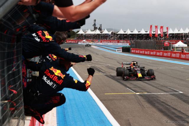 F1フランスGP《Photo by Mark Thompson/Getty Images Sport/ゲッティイメージズ》