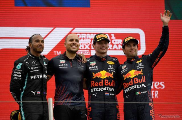 F1フランスGP《Photo by Nicolas Tucat - Pool/Getty Images Sport/ゲッティイメージズ》