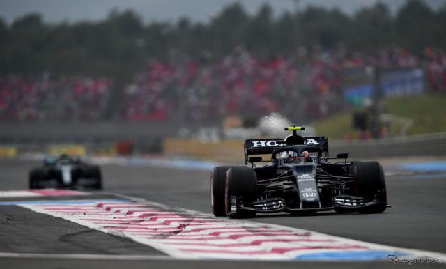 F1フランスGP《Photo by Rudy Carezzevoli/Getty Images Sport/ゲッティイメージズ》