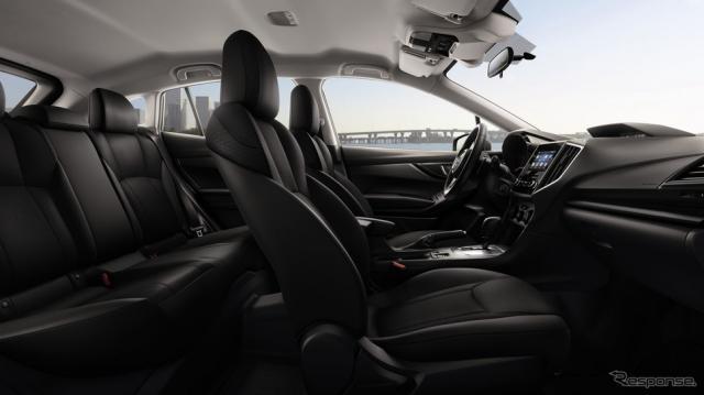 スバル・インプレッサ の2022年モデル(米国仕様)《photo by SUBARU》