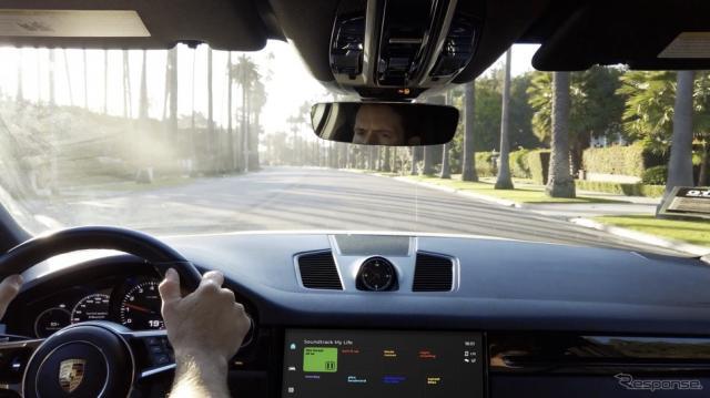 ポルシェの「サウンドトラックマイライフ」のイメージ《photo by Porsche》