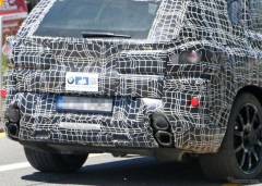 BMWの新型クーペSUV、車名は『X8』ではなく『XM』に? 超高級車がライバル