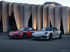 ポルシェ 911 に「GTS」、3.0リットルツインターボは480ps…欧州発表