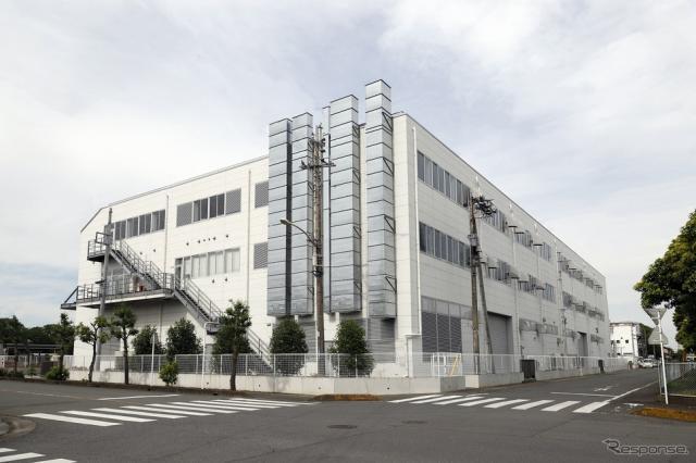 ボルボ・カー・ジャパン 埼玉サービスセンター《写真提供 ボルボ・カー・ジャパン》