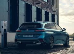プジョー 308SW 新型にPHV、EVモードは60km…欧州設定