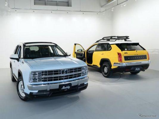 【光岡 バディ】アメリカンスタイルの新型SUV、価格は469万7000円より発売