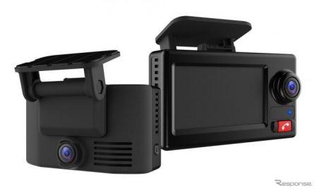 ケンウッド、三井住友海上の新自動車保険に360°撮影対応の通信型ドラレコを供給