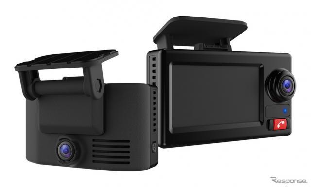 通信型ドライブレコーダー(イメージ)《写真提供 JVCケンウッド》