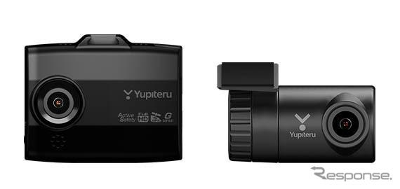 ユピテル Y-410di《写真提供 ユピテル》
