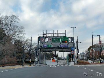 首都高料金上乗せ、対象外の申請は6月30日まで 東京オリンピック2020