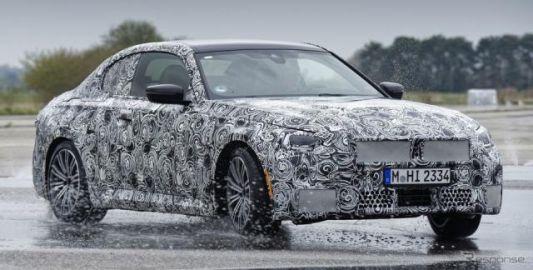 BMW 2シリーズクーペ 次期型、7月デビューへ…グッドウッド2021