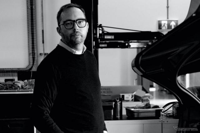 ダチアのデザインディレクターに就任したマイルズ・ニュルンベルガー《photo by Aston Martin》