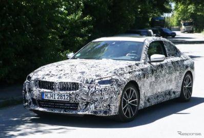 グリル形状もくっきり!BMW 2シリーズクーペ 新型、公開直前スクープ