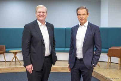 ボッシュ、経営体制を一新…新CEOが2022年1月就任へ