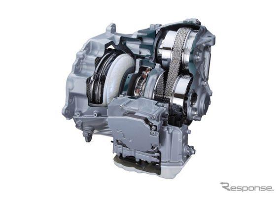 ジヤトコ、中・大型FF車用新型CVT「CVT-X」を開発…環境・運動性能を大幅進化