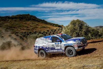 TOYO TIRE、トヨタ車体ラリーチームをサポート…ダカールラリー2022
