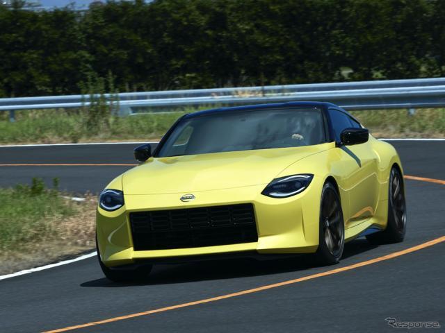 日産フェアレディZ新型プロトタイプ《photo by Nissan》