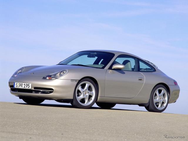 911カレラ(996)《photo by Porsche》