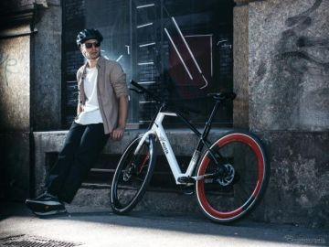 MVアグスタがeバイク『アモ』を発表---街を速く、スタイリッシュに