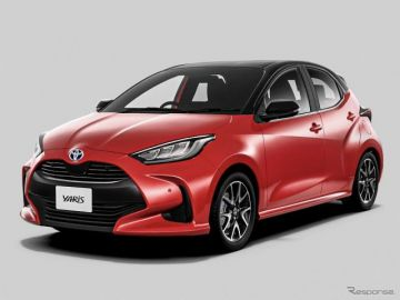 ヤリス、N-BOXのV5を阻止---新車販売総合2021年上半期車名別