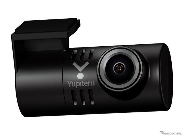ユピテル SN-TW9800d(リア)《写真提供 ユピテル》