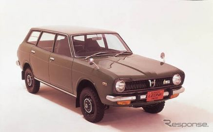 スバル、AWD車累計生産2000万台達成…レオーネ エステートバンから49年