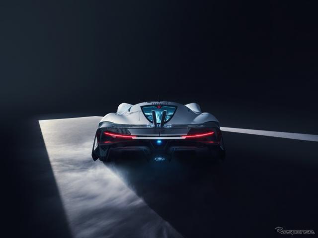 ジャガー・ビジョン・グランツーリスモ SV《photo by Jaguar》
