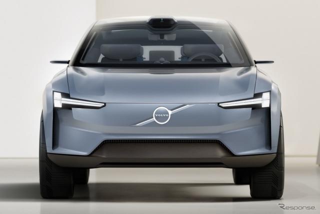 ボルボ・コンセプト・リチャージ《photo by Volvo Cars》