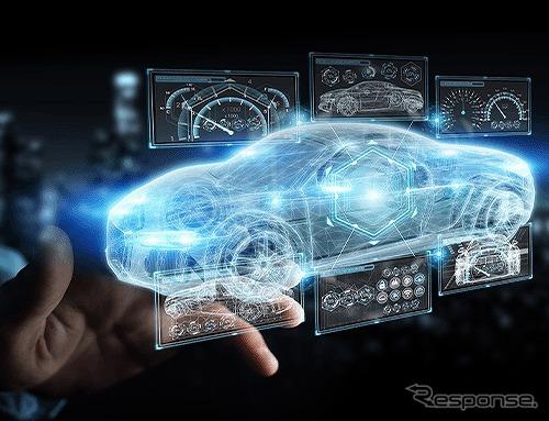 自動車技術展:人とくるまのテクノロジー展2021オンライン(イメージ)《写真提供 自動車技術会》