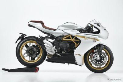 MVアグスタ スーペルヴェローチェS…レトロレーサーの2021年モデル発表、価格は330万円