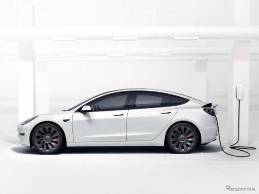 輸入車好き、乗ってみたいEVはテスラ『モデル3』---EQAやタイカンを抑えてトップ