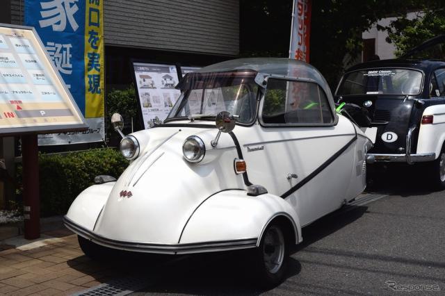 ACJ武蔵野ヒストリカG.P.at武蔵野ハウジングスクェア《写真撮影 嶽宮三郎》