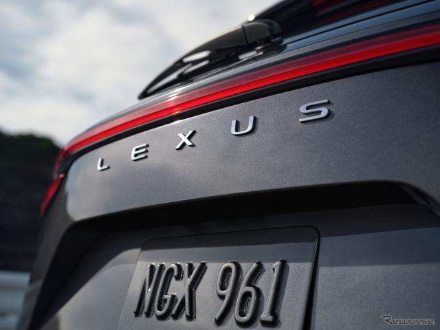 レクサス NX 新型《photo by Lexus》