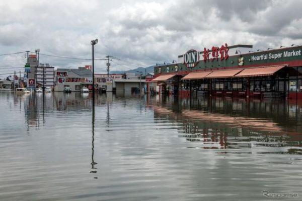 浸水・冠水被害を受けた車両をどうする?---感電事故や車両火災のおそれ