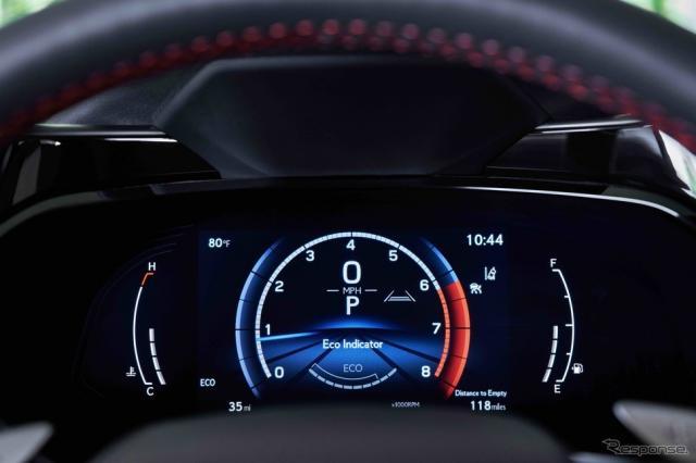 レクサス NX 新型の Fスポーツ《photo by Lexus》