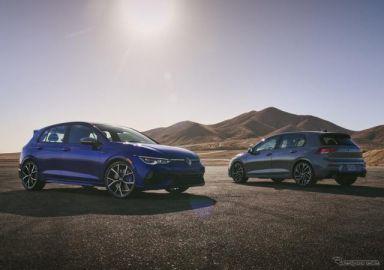 VW ゴルフ 新型の米国仕様、「GTI」と「R」のみに…シカゴモーターショー2021で発表へ