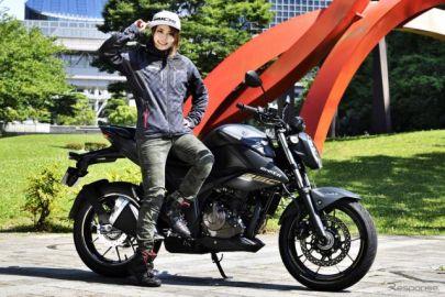 【スズキ ジクサー250 試乗】クラス最軽量で走りも軽快!乗りやすさは125ccのよう…小鳥遊レイラ