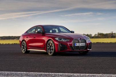 BMW 新型4シリーズグランクーペ、最高出力374psの「Mモデル」登場…価格は1005万円