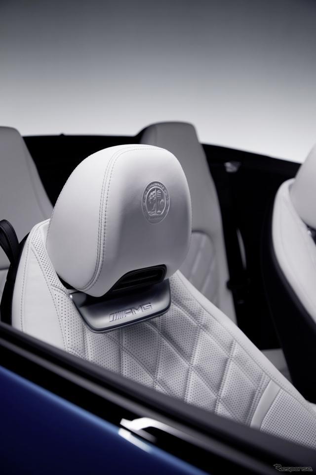 メルセデスAMG SL《photo by Mercedes-Benz》