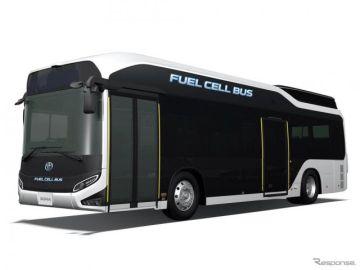 三菱UFJフィナンシャル、大阪府の燃料電池バス導入を支援